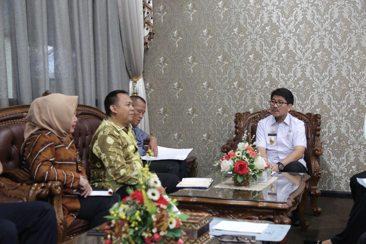 Dprd Tapin Kalsel Contoh Lampung Soal Keberanian Ubah Ulp Jadi Badan